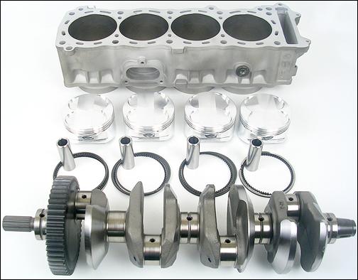 APE Racing Crankshafts and Crankshaft Services